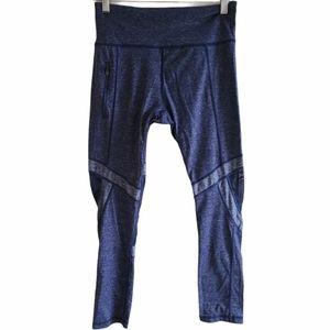 Nanette Lepore Blue leggings with pockets